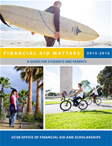 Financial Aid Matters Cover