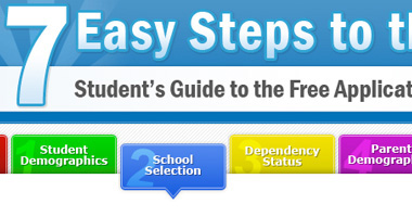7 Easy Steps to the FAFSA